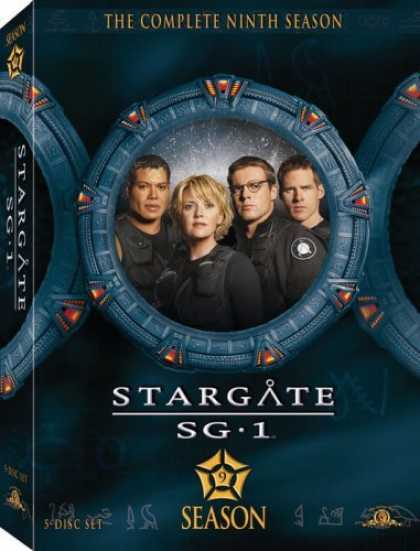 Bestselling Movies (2006) - Stargate SG-1 - Season 9 Boxed Set (Thinpak) by Martin Wood