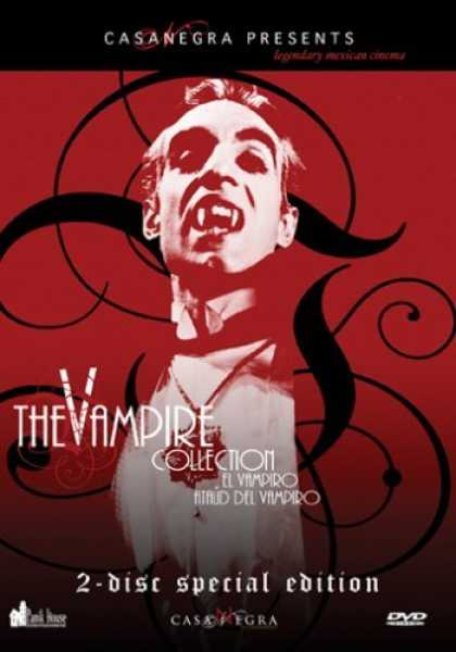 Bestselling Movies (2006) - El Vampiro (The Vampire) & El Ataud del Vampiro (The Vampire's Coffin) - 2 Disc