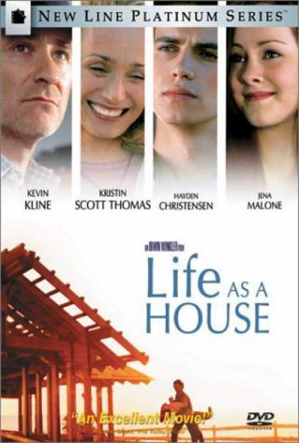Bestselling Movies (2006) - Life as a House (New Line Platinum Series) by Irwin Winkler
