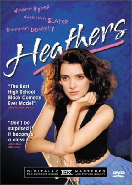Bestselling Movies (2006) - Heathers (THX Version) by Michael Lehmann