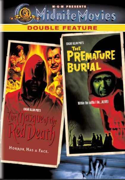 Bestselling Movies (2006) - The Masque of the Red Death / The Premature Burial by Roger Corman