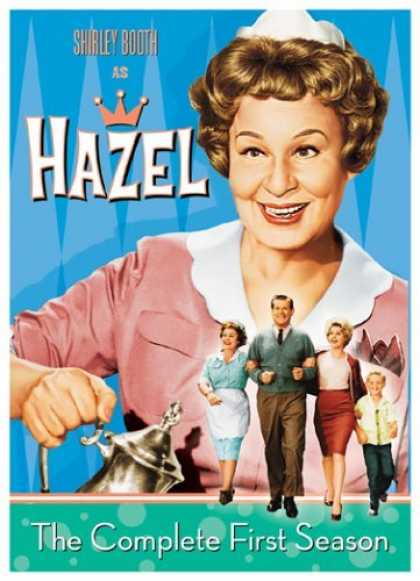 Bestselling Movies (2006) - Hazel - The Complete First Season by E.W. Swackhamer
