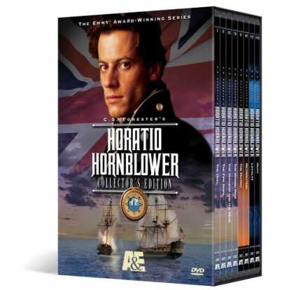 Bestselling Movies (2006) - Horatio Hornblower Collector's Edition by Andrew Grieve