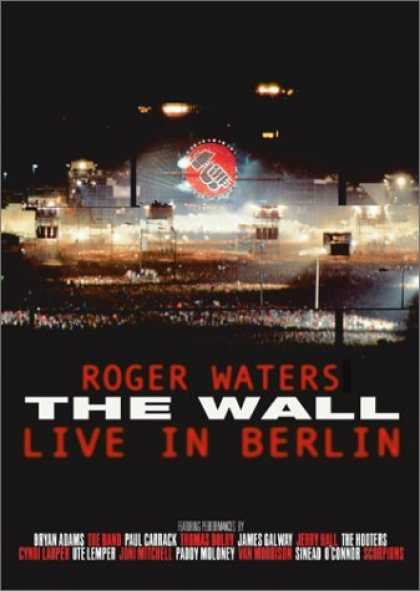 Bestselling Movies (2006) - Roger Waters - The Wall (Live in Berlin) by Roger Waters