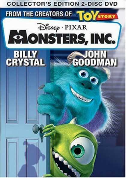 Bestselling Movies (2006) - Monsters, Inc. (Collector's Edition) by Peter Docter