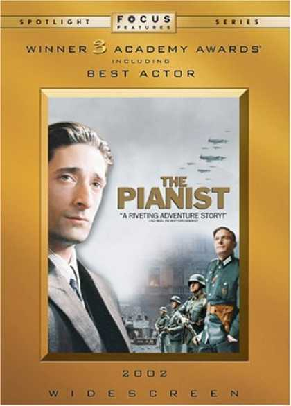 Bestselling Movies (2006) - The Pianist