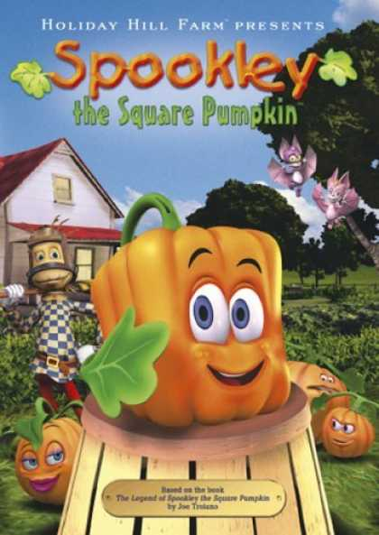 Bestselling Movies (2006) - Spookley the Square Pumpkin by Bernie Denk