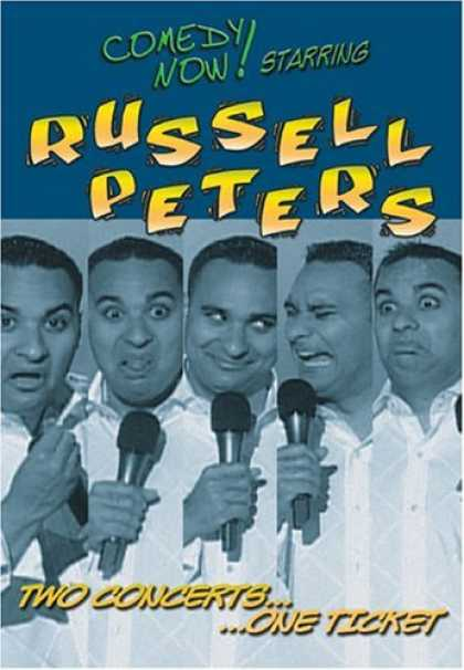 Bestselling Movies (2006) - Russell Peters: Two Concerts...One Ticket