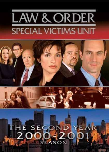 Bestselling Movies (2006) - Law & Order - Special Victims Unit 2