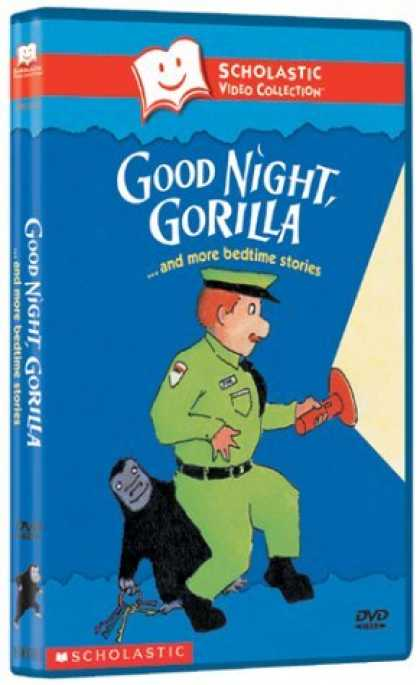 Bestselling Movies (2006) - Good Night Gorilla & More Bedtime Stories (Scholastic Video Collection)