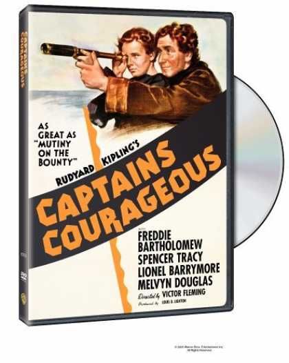 Bestselling Movies (2006) - Captains Courageous by Victor Fleming