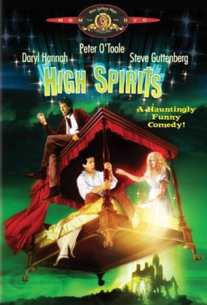 Bestselling Movies (2006) - High Spirits by Neil Jordan