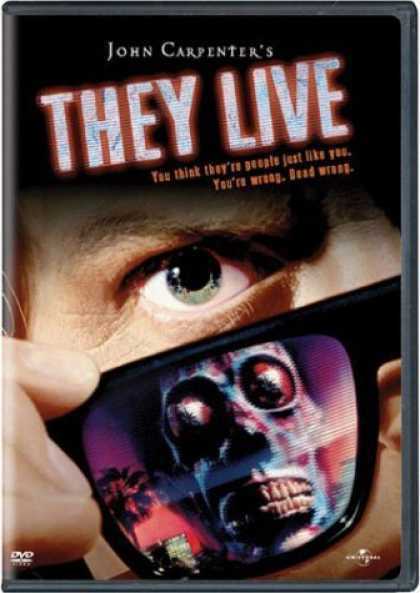 Bestselling Movies (2006) - They Live by John Carpenter
