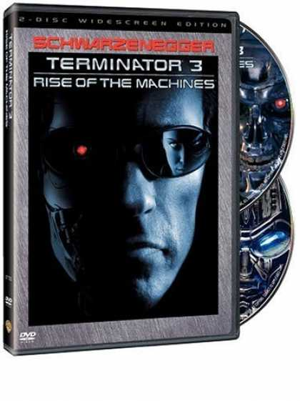 Bestselling Movies (2006) - Terminator 3 - Rise of the Machines (Widescreen Edition) by Jonathan Mostow