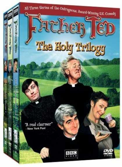 Bestselling Movies (2006) - Father Ted - The Holy Trilogy by Andy DeEmmony