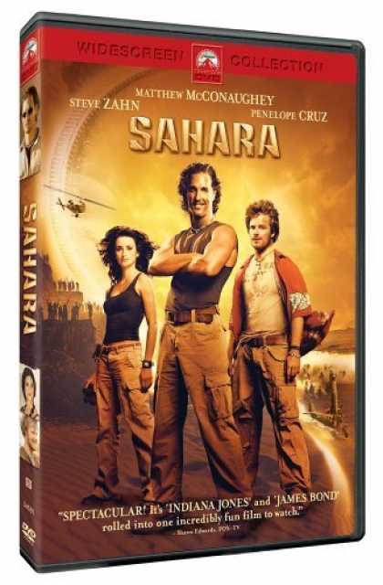 Bestselling Movies (2006) - Sahara (Widescreen Edition) by Breck Eisner