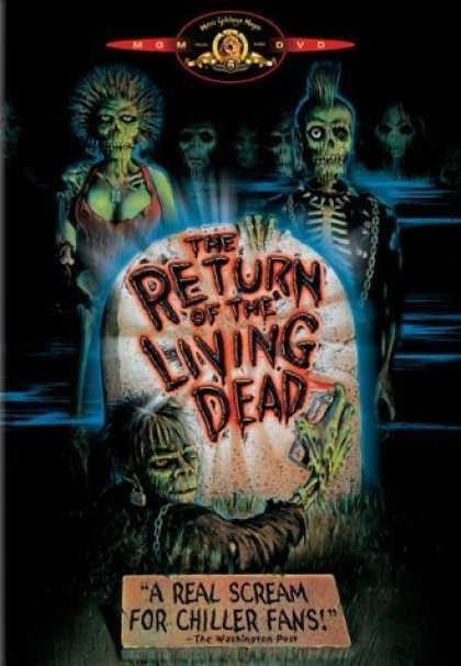 Bestselling Movies (2006) - The Return of the Living Dead by Dan O'Bannon