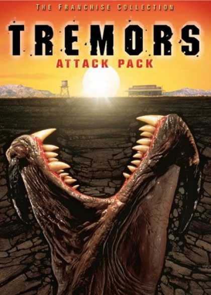 Bestselling Movies (2006) - Tremors Attack Pack (Tremors/ Tremors 2 - Aftershocks/ Tremors 3 - Back to Perfe