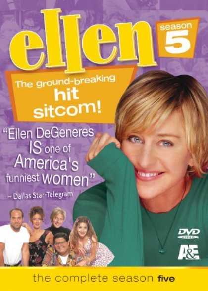 Bestselling Movies (2006) - Ellen - The Complete Season Five