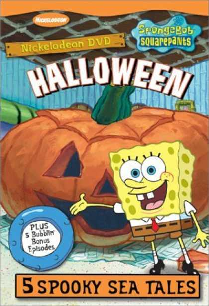 Bestselling Movies (2006) - SpongeBob SquarePants - Halloween by Walt Dohrn