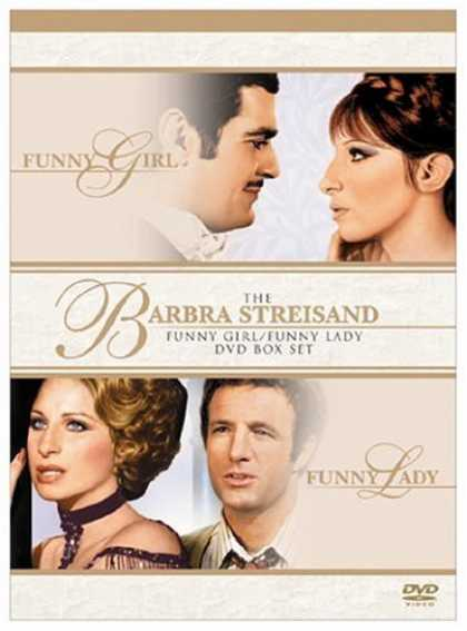 Bestselling Movies (2006) - Funny Girl/Funny Lady by William Wyler
