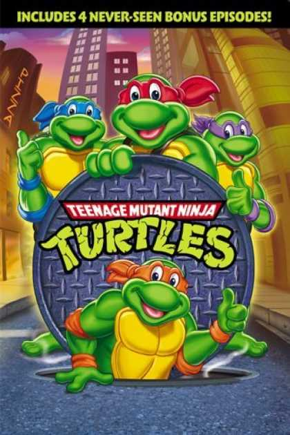 Bestselling Movies (2006) - Teenage Mutant Ninja Turtles - Original Series (Volume 1)