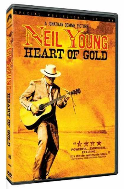 Bestselling Movies (2006) - Neil Young - Heart of Gold by Jonathan Demme