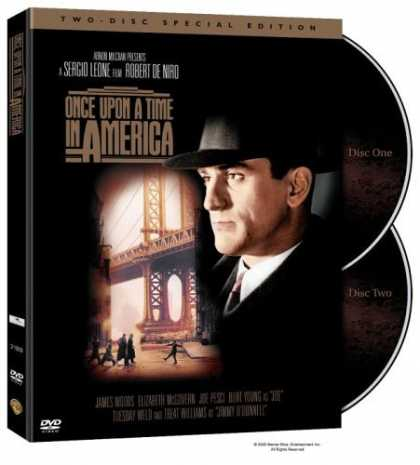 Bestselling Movies (2006) - Once Upon a Time in America (Two-Disc Special Edition) by Sergio Leone
