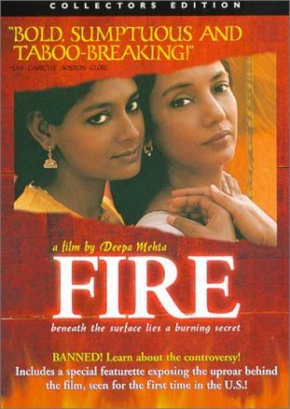 Bestselling Movies (2006) - Fire by Deepa Mehta