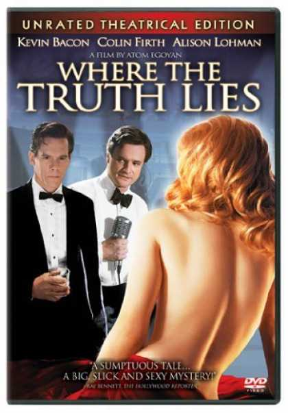 Bestselling Movies (2006) - Where the Truth Lies (Unrated Theatrical Edition) by Atom Egoyan