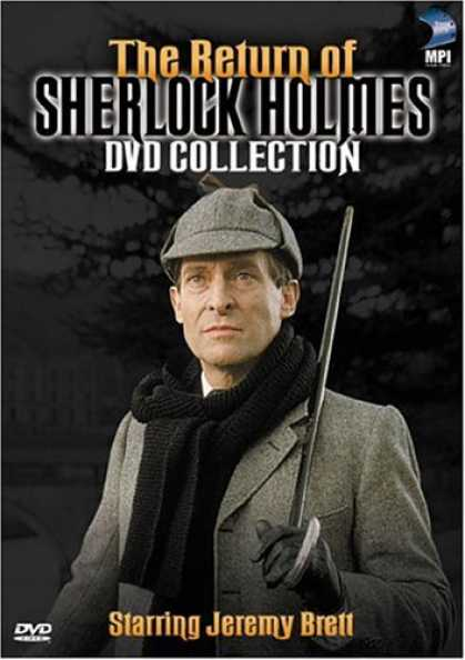 Bestselling Movies (2006) - The Return of Sherlock Holmes Collection
