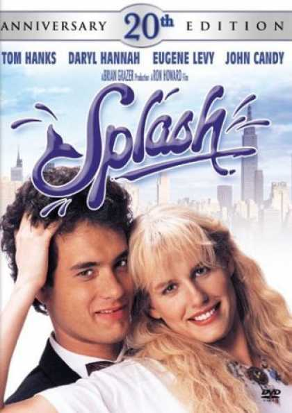 Bestselling Movies (2006) - Splash (20th Anniversary Edition) by Ron Howard