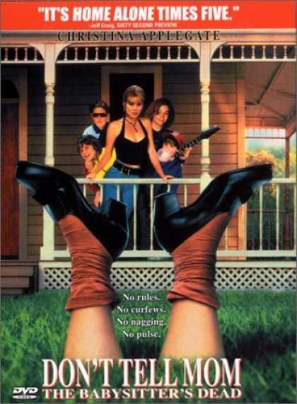 Bestselling Movies (2006) - Don't Tell Mom the Babysitter's Dead by Stephen Herek