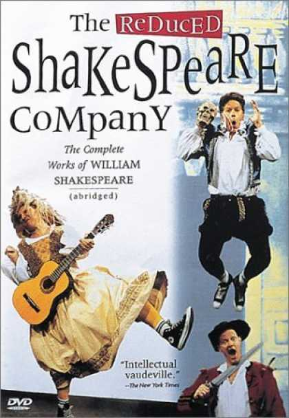 Bestselling Movies (2006) - The Reduced Shakespeare Company - The Complete Works of William Shakespeare (Abr