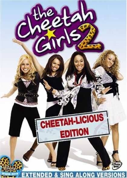 Bestselling Movies (2006) - The Cheetah Girls 2 (Cheetah-Licious Edition) by Kenny Ortega