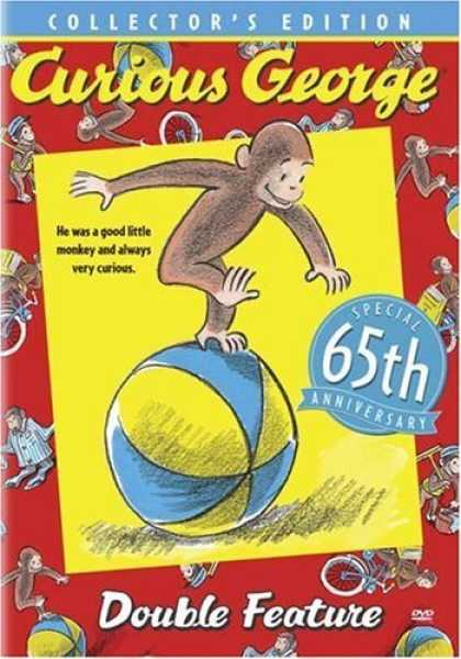 Bestselling Movies (2006) - Curious George (Collector's Edition)