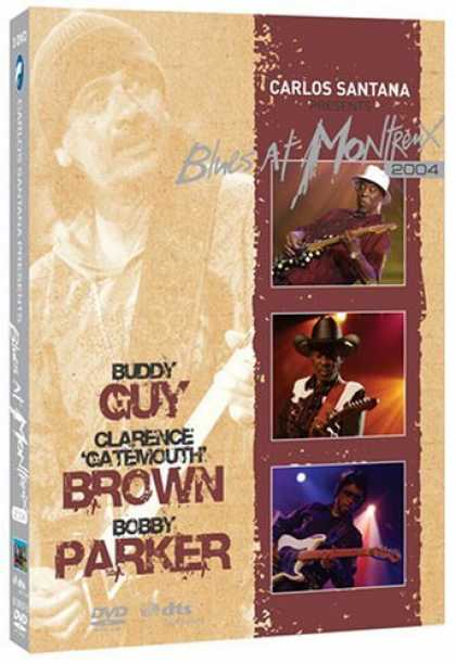 Bestselling Movies (2006) - Carlos Santana Presents: Blues at Montreux 2004