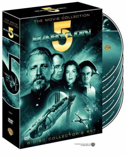 Bestselling Movies (2006) - Babylon 5 - The Movie Collection by Richard Compton