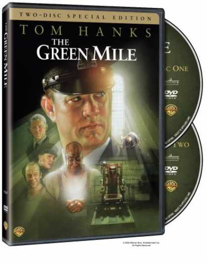 Bestselling Movies (2006) - The Green Mile (Two-Disc Special Edition) by Frank Darabont