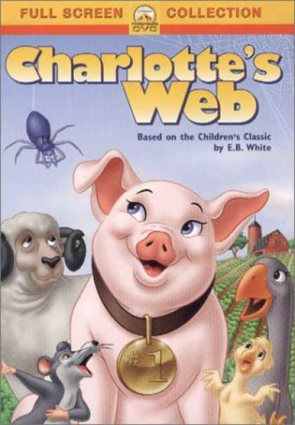 Bestselling Movies (2006) - Charlotte's Web (Full Screen Edition) by Iwao Takamoto