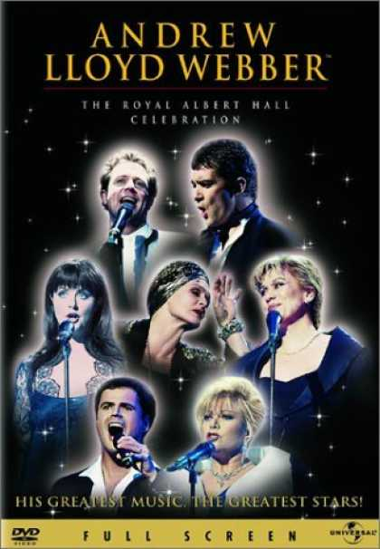 Bestselling Movies (2006) - Andrew Lloyd Webber - The Royal Albert Hall Celebration by David Mallet