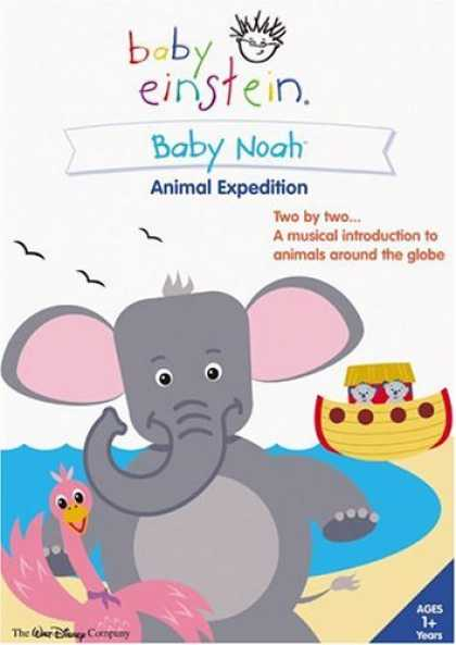 Bestselling Movies (2006) - Baby Einstein - Baby Noah - Animal Expedition