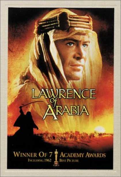 Bestselling Movies (2006) - Lawrence of Arabia (Limited Edition)