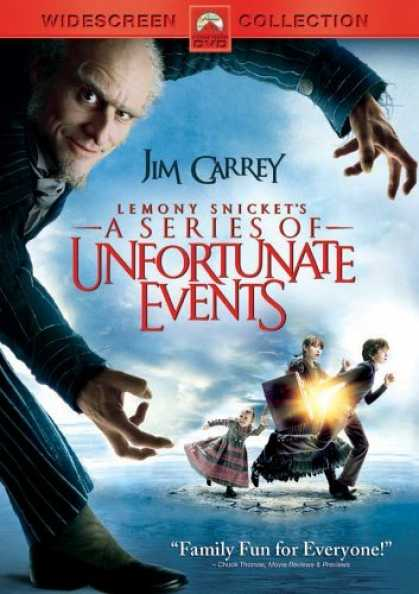 Bestselling Movies (2006) - Lemony Snicket's A Series of Unfortunate Events (Widescreen Edition) by Brad Sil