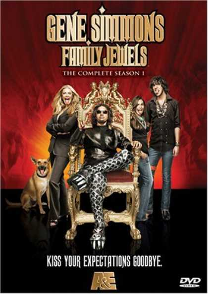 Bestselling Movies (2006) - Gene Simmons - Family Jewels - Season One by Adam Reed (II)