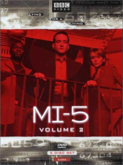 Bestselling Movies (2006) - MI-5, Volume 2 by Antonia Bird