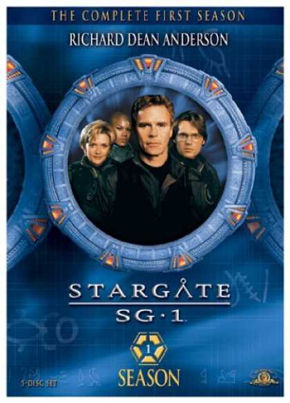 Bestselling Movies (2006) - Stargate SG-1 Season 1 (Thinpak) by Martin Wood