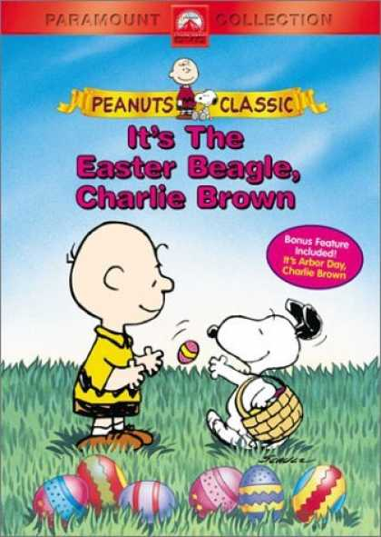 Bestselling Movies (2006) - It's The Easter Beagle, Charlie Brown by Phil Roman