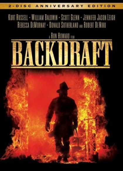 Bestselling Movies (2006) - Backdraft (2 Disc Special Edition) by Ron Howard