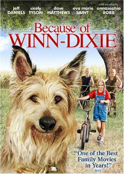 Bestselling Movies (2006) - Because of Winn-Dixie by Wayne Wang